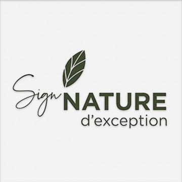 SignNATURE peinture d'exception