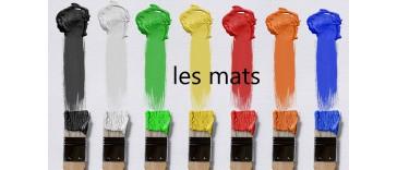 Les Mats couleurs