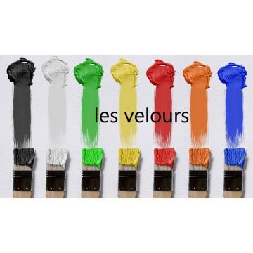 Les Velours couleurs